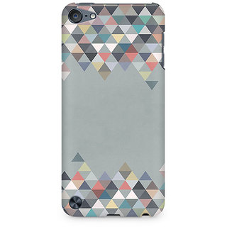 Zenith Mountains in Grey Premium Printed Mobile cover For Apple iPod Touch 6