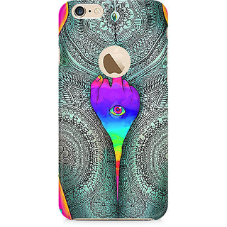 Zenith F You Premium Printed Mobile cover For Apple iPhone 6/6s with hole