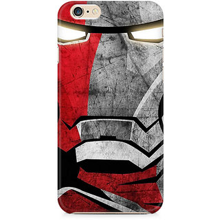 Zenith Red Soldier Premium Printed Cover For Apple iPhone 6 Plus/6s Plus