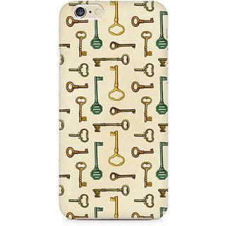 Zenith Skeleton Key Premium Printed Cover For Apple iPhone 6 Plus/6s Plus