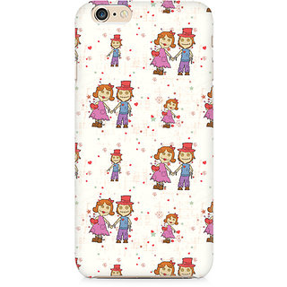 Zenith Scarecrow Love Premium Printed Mobile cover For Apple iPhone 6/6s