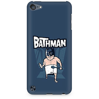 Zenith Bathman Premium Printed Mobile cover For Apple iPod Touch 6