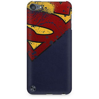 Zenith Superman Premium Printed Mobile cover For Apple iPod Touch 5