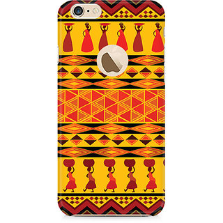 Zenith Colorful Lady Premium Printed Mobile cover For Apple iPhone 6/6s with hole