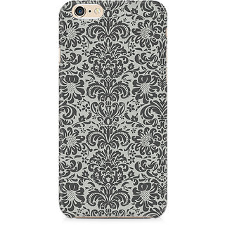 Zenith Vintage Floral Premium Printed Mobile cover For Apple iPhone 6/6s