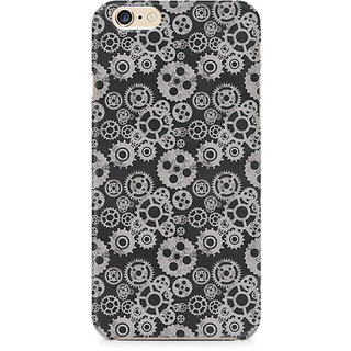 Zenith Vintage Gear Overload Premium Printed Mobile cover For Apple iPhone 6/6s