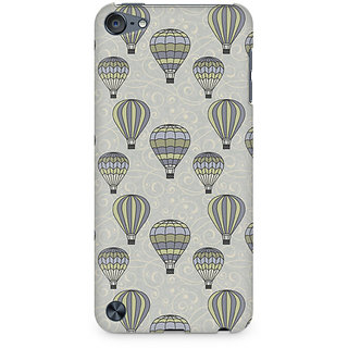 Zenith Vintage Hot Air Balloons Premium Printed Mobile cover For Apple iPod Touch 6