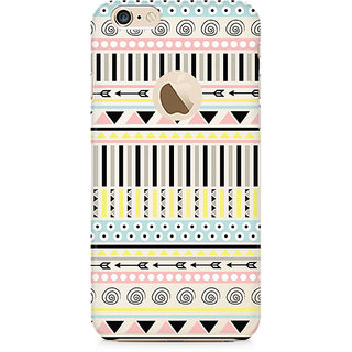 Zenith Tribal Chic01 Premium Printed Mobile cover For Apple iPhone 6/6s with hole