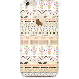 Zenith Tribal Chic02 Premium Printed Mobile cover For Apple iPhone 6/6s with hole