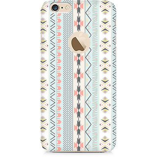 Zenith Tribal Chic03 Premium Printed Mobile cover For Apple iPhone 6/6s with hole