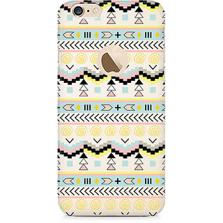 Zenith Tribal Chic06 Premium Printed Mobile cover For Apple iPhone 6/6s with hole