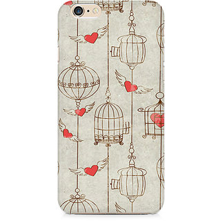 Zenith Cage of Love Premium Printed Mobile cover For Apple iPhone 6/6s