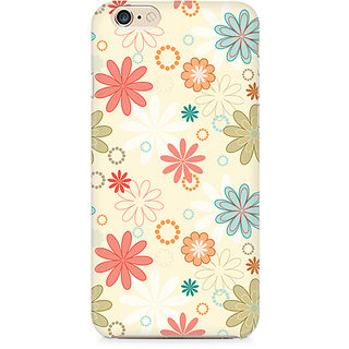 Zenith Floral Romance Premium Printed Mobile cover For Apple iPhone 6/6s
