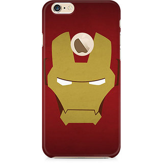 Zenith Iron Man Minimalist Premium Printed Mobile cover For Apple iPhone 6/6s with hole