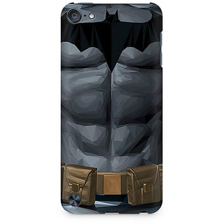 Zenith Batman Body Premium Printed Mobile cover For Apple iPod Touch 6