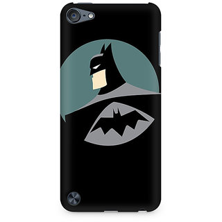 Zenith Batman Bond Style Premium Printed Mobile cover For Apple iPod Touch 6