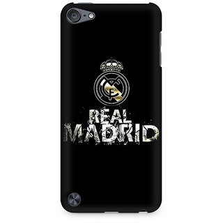 Zenith Real Madrid Premium Printed Mobile cover For Apple iPod Touch 6