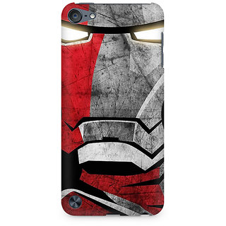 Zenith Red Soldier Premium Printed Mobile cover For Apple iPod Touch 6