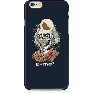Zenith Skully Einstein Premium Printed Mobile cover For Apple iPhone 6/6s with hole
