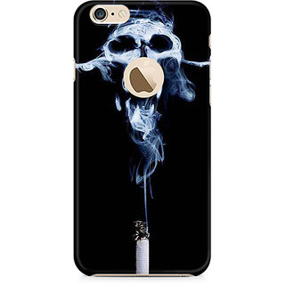 Zenith Smoking Kills Premium Printed Mobile cover For Apple iPhone 6/6s with hole