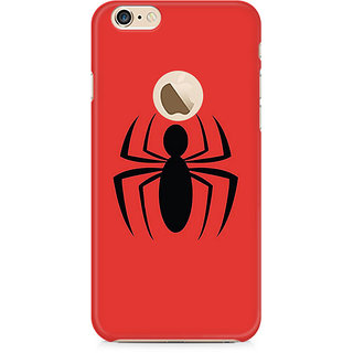 Zenith SpiderMan Spider Premium Printed Mobile cover For Apple iPhone 6/6s with hole