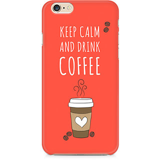 Zenith Keep Calm and have Cofee Premium Printed Mobile cover For Apple iPhone 6/6s