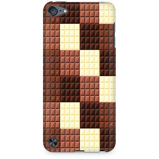 Zenith Chocolate Love Premium Printed Mobile cover For Apple iPod Touch 5