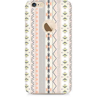 Zenith Tribal Chic12 Premium Printed Mobile cover For Apple iPhone 6/6s with hole