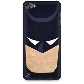 Zenith Batman Minimalist Premium Printed Mobile cover For Apple iPod Touch 6