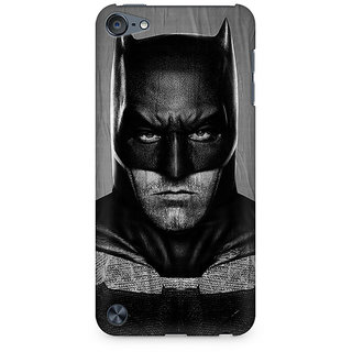 Zenith Batman The Dark Crusader Premium Printed Mobile cover For Apple iPod Touch 6