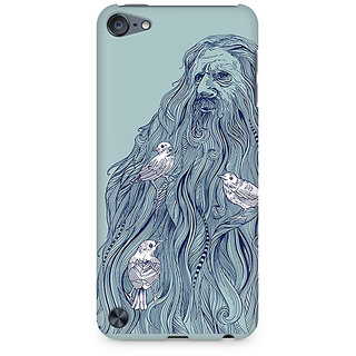 Zenith Beards Nest Premium Printed Mobile cover For Apple iPod Touch 6