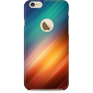 Zenith Sun in the RainboW Premium Printed Mobile cover For Apple iPhone 6/6s with hole