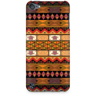 Zenith Vintage Tribal Arrow Premium Printed Mobile cover For Apple iPod Touch 6