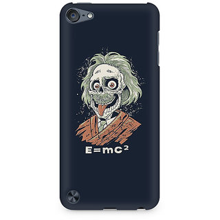 Zenith Skully Einstein Premium Printed Mobile cover For Apple iPod Touch 6
