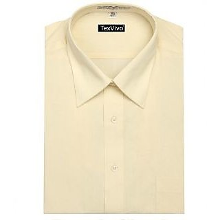 Cotton Men Formal Wear Shirts - Half Sleeves - Best in Quality & Style