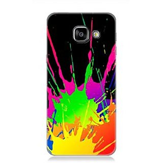 7Continentz Designer back cover for Samsung Galaxy A3(2016)