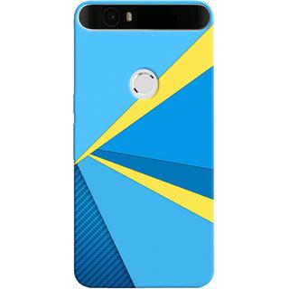 Stubborne Google Nexus 6P Cover / Google Nexus 6P Covers Back Cover Designer Printed Hard Plastic Case