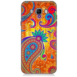 7Continentz Designer back cover for Samsung Galaxy J5(2016)