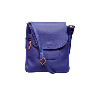 Lkc Women Blue Slingbag