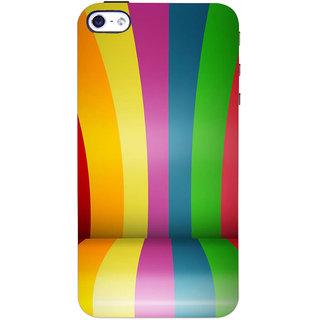 Stubborne Apple Iphone 4 Cover / Apple Iphone 4 Covers Back Cover Designer Printed Hard Plastic Case