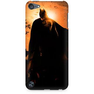 CopyCatz Batman With Bats Premium Printed Case For Apple IPod Touch 5