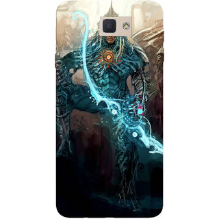 Stubborne Samsung Galaxy On Nxt Cover / Samsung Galaxy On Nxt Covers Back Cover Designer Printed Hard Plastic Case