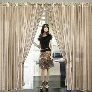 f3603b5a2124 Hollywood Style pack of2 Designer Tissue Curtain at Rs.249 – Buy Online at  Shopclues.com