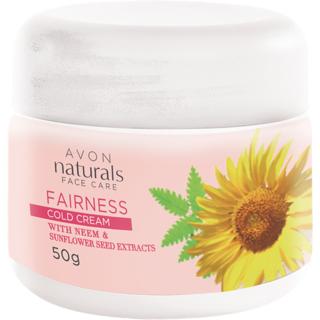 Naturals Cold Cream Whitening 50g