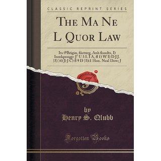 The Ma Ne L Quor Law