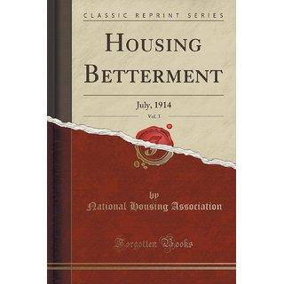 Housing Betterment, Vol. 3