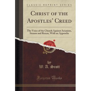 Christ Of The Apostles' Creed