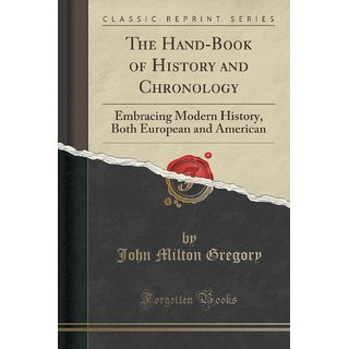 The Hand-Book Of History And Chronology