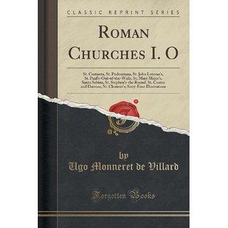 Roman Churches I. O