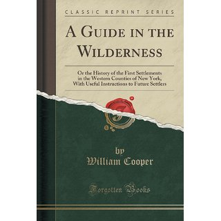 A Guide In The Wilderness
